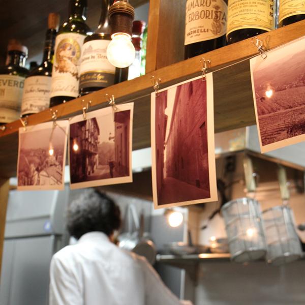 所沢市の新所沢のワインのペアリングとこだわりの食材のイタリアンレストランのイタリア旅行とソムリエシェフの画像