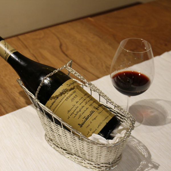 所沢市の新所沢のワインのペアリングとこだわりの食材のイタリアンレストランのワインの画像