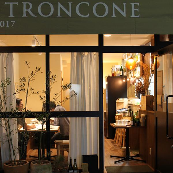 所沢市の新所沢のワインのペアリングとこだわりの食材のイタリアンレストランの外観と店内の画像